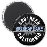 Southern California - Big Bear Lake Refrigerator Magnet
