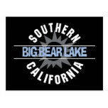 Southern California - Big Bear Lake Postcard