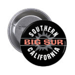 Southern California - Big Sur Buttons