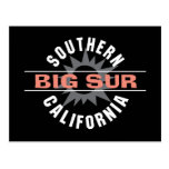 Southern California - Big Sur Post Cards