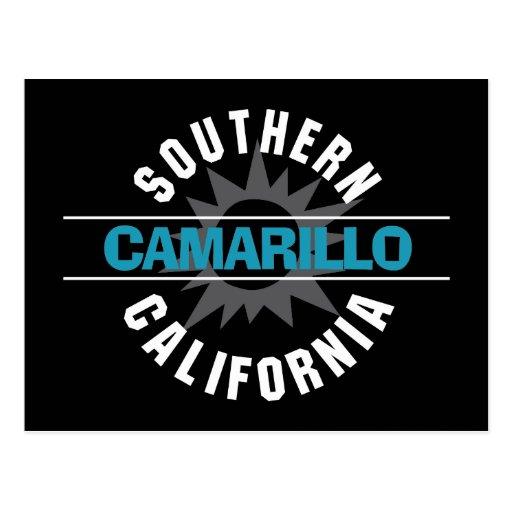 Southern California - Camarillo Postcard
