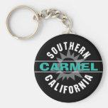 Southern California - Carmel Key Chain