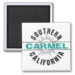 Southern California - Carmel Magnet