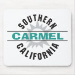 Southern California - Carmel Mousepads