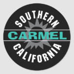 Southern California - Carmel Stickers