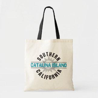 Southern California - Catalina Island Budget Tote Bag