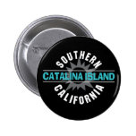 Southern California - Catalina Island Buttons
