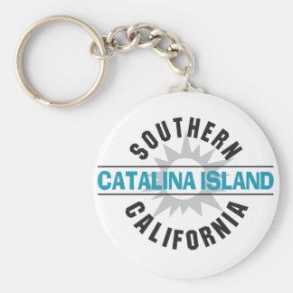 Southern California - Catalina Island Keychains