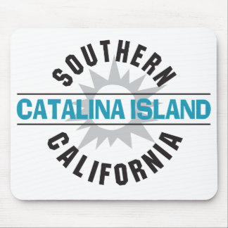 Southern California - Catalina Island Mouse Pad