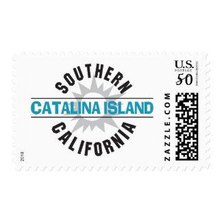 Southern California - Catalina Island Postage