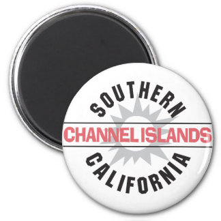 Southern California - Channel Island Magnet