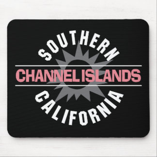 Southern California - Channel Island Mouse Pad