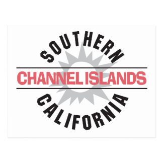 Southern California - Channel Island Postcards