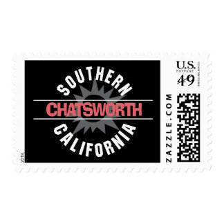 Southern California - Chatsworth Postage