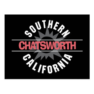 Southern California - Chatsworth Postcard