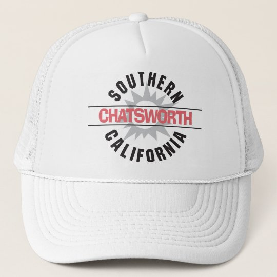 Southern California - Chatsworth Trucker Hat