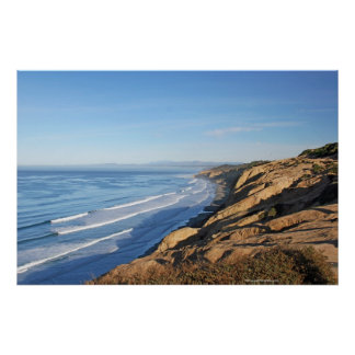 Southern California Coast photo Poster
