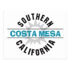Southern California - Costa Mesa Postcard