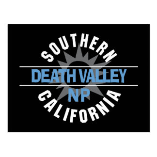 Southern California - Death Valley National Park Postcard