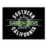 Southern California - Garden Grove Postcard