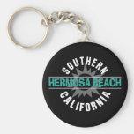 Southern California - Hermosa Beach Key Chain