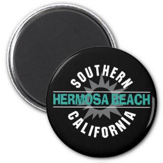 Southern California - Hermosa Beach Magnet
