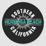 Southern California - Hermosa Beach Sticker