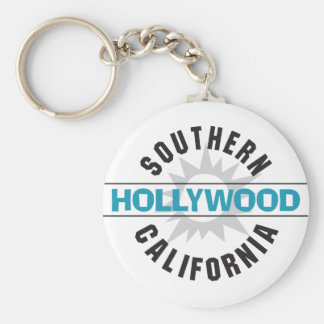 Southern California - Hollywood Keychain