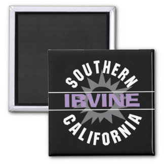 Southern California - Irvine 2 Inch Square Magnet