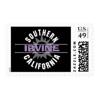 Southern California - Irvine Stamps