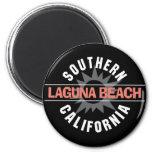 Southern California Laguna Beach Fridge Magnets
