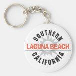 Southern California Laguna Beach Key Chain