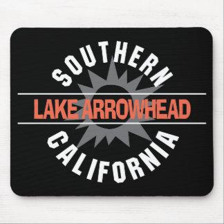 Southern California - Lake Arrowhead Mouse Pad