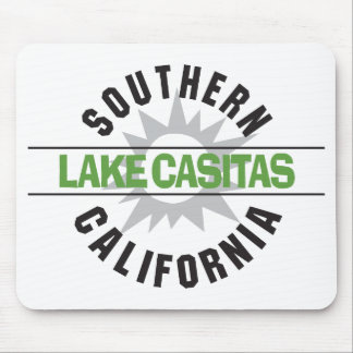 Southern California - Lake Casitas Mouse Pad