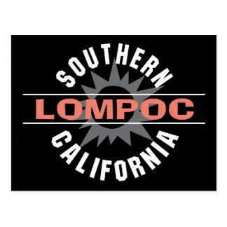 Southern California - Lompoc Postcard