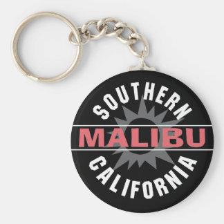Southern California - Malibu Keychain