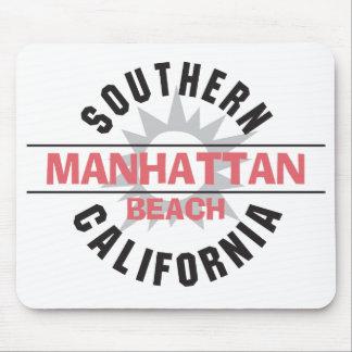 Southern California - Manhattan Beach Mousepad