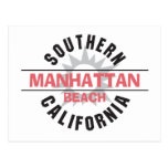 Southern California - Manhattan Beach Post Cards