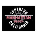 Southern California - Manhattan Beach Postcards