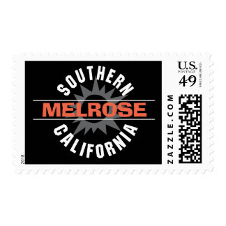 Southern California - Melrose Stamps