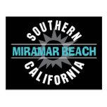 Southern California - Miramar Beach Postcard