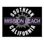 Southern California - Mission Beach Post Cards
