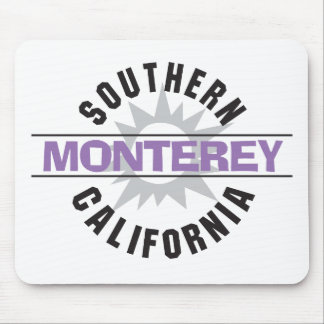 Southern California - Monterey Mouse Pad