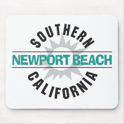 Southern California - Newport Beach Mouse Pad