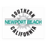 Southern California - Newport Beach Postcards