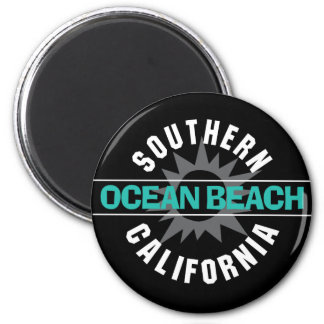 Southern California - Ocean Beach Magnet