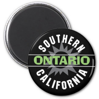 Southern California - Ontario Magnet