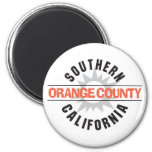 Southern California - Orange County Refrigerator Magnets