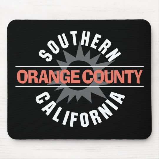 Southern California - Orange County Mouse Pad