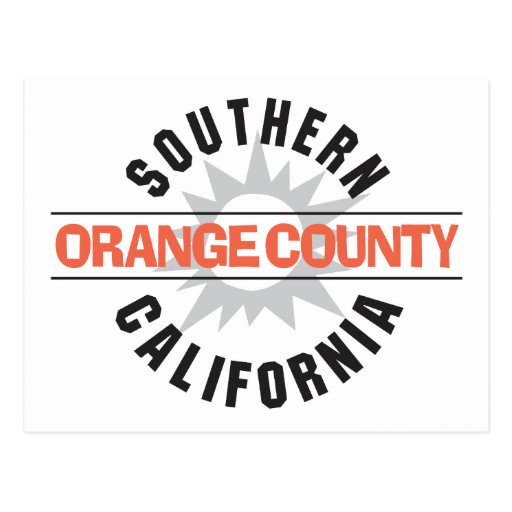 Southern California - Orange County Post Cards